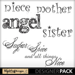 niece mother 