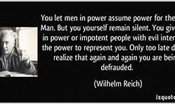 You tet men in pmvet assuny power (or the 