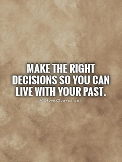 MAKE THE RIGHT 