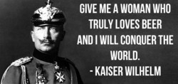 GIVE ME A WOMAN WHO 