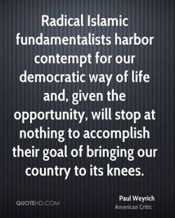 Radical Islamic 