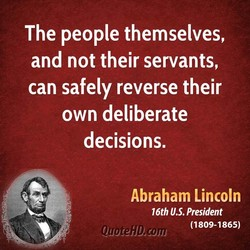 The people themselves, 