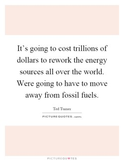 It's going to cost trillions of 
