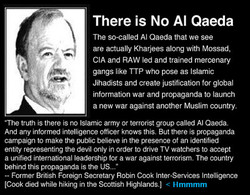 There is NO Al Qaeda 