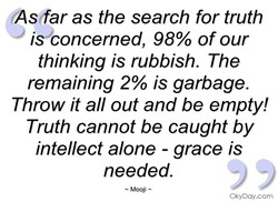 (Astfar as the search for truth 