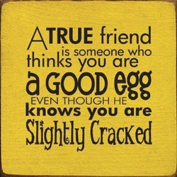ATRUE friend 