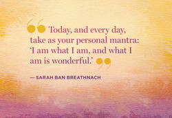 e O Today, and every day, 