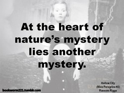 At the heart of 