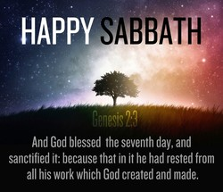 SABBATH 