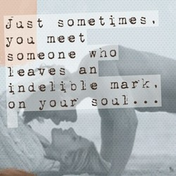 J ast sometimes. 