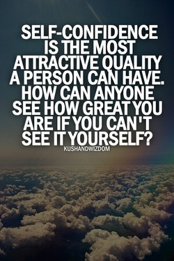 SELF-CONFIDENCE 