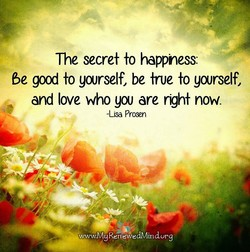 The secret +0 happiness: 