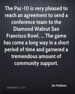 The Pac-IO is very pleased to 