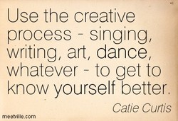 Use the creative 