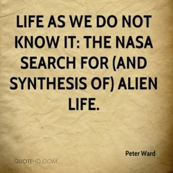 LIFE AS WE DO NOT 