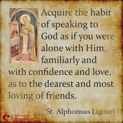 Acquire the habit 