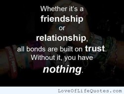 Whether it's a 