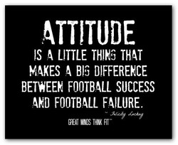 ATTITUDE 