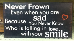 Never Frown 