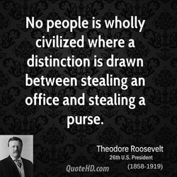 No people is wholly 