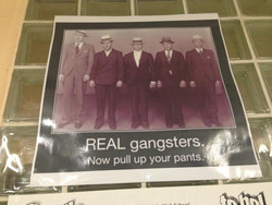 gangsters. 