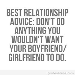 BEST RELATIONSHIP 