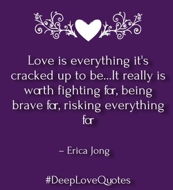 Love is everything it's 