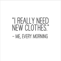 REALLY NEED 