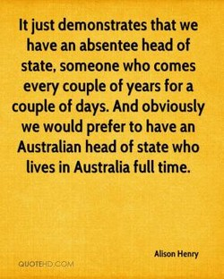 It just demonstrates that we 