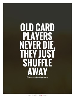 OLD CARD 