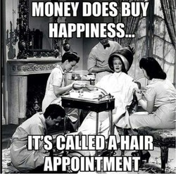 MONEY DOES BUY 