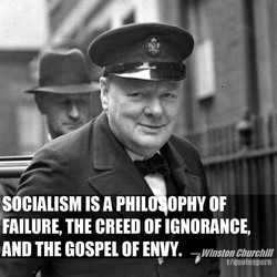 SOCIALISM ISA PHIL OPHYOF 