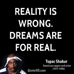 REALITY IS 