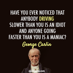 HAVE YOU EVER NOTICED THAT 