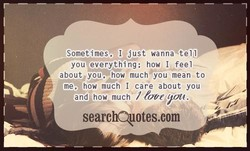 Someti mes, 