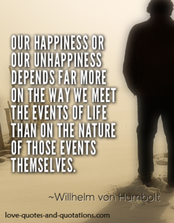 OUR HAPTINESS OR 