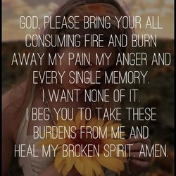 GOD, BRING ALL 