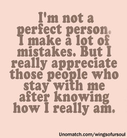 I'm not a 