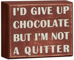 I'D GIVE UP 