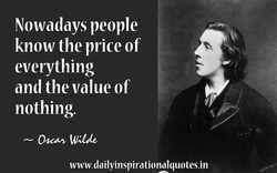 Nowadays people 