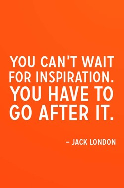 YOU CAN'T WAIT 