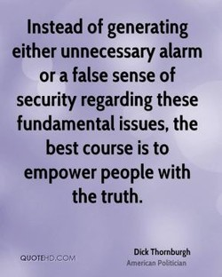 Instead of generating 