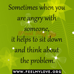 Sometimes when you 