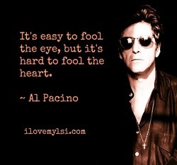It's easy to fool 