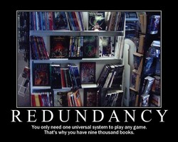 REDUNDANCY 