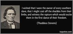I wished that I were the owner of every southern 