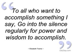 o all who want to 