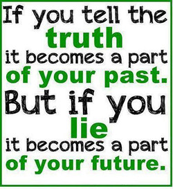 If you tell the 