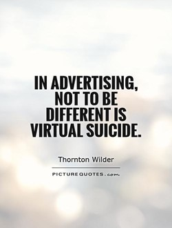 IN ADVERTISING, 