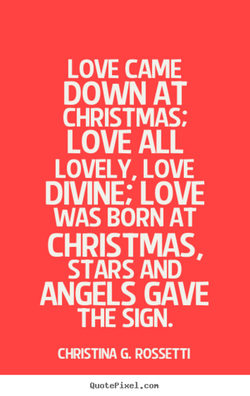 LOVE CAME 